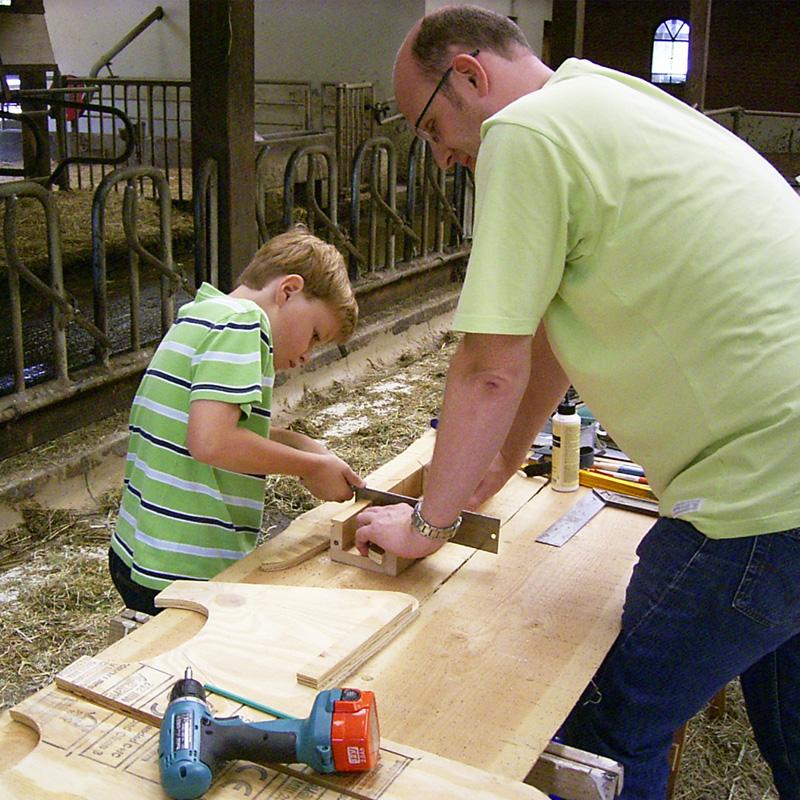 workshop basisvaardigheden techniek houtbewerking