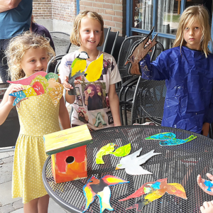 workshop vogeltimmerfeest
